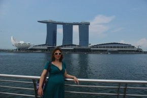 Pregnant in Singapore, 7 months